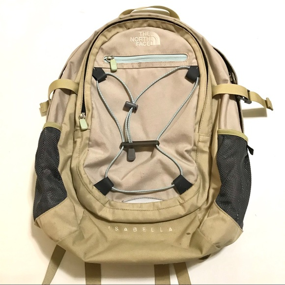 b7238eb19 The North Face Isabella Backpack - gently used